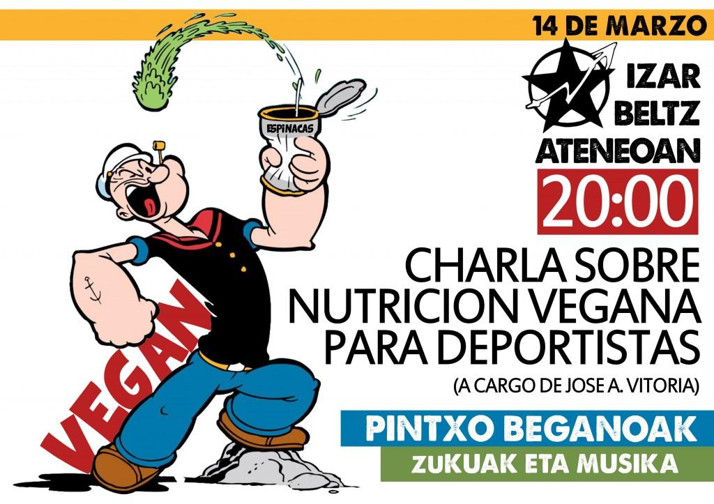 charla nutricion vegana