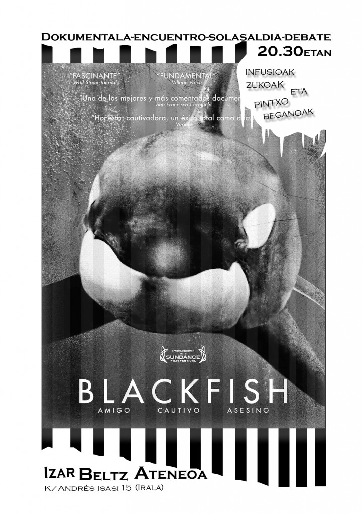 black fish izar